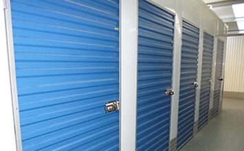 self storage locker